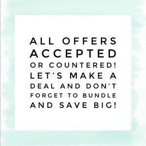 Make the offer!!